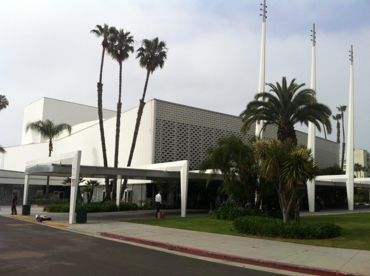 Santa Monica Civic Audtorium