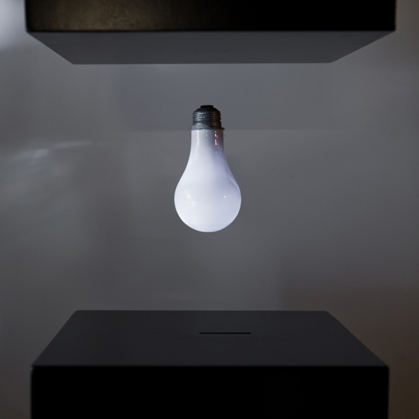 Jeff Lieberman's Levitating Light Bulb