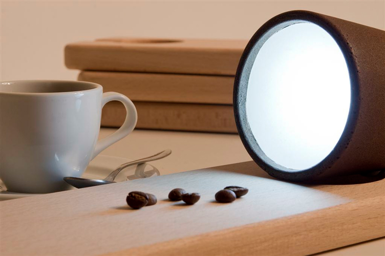 Raaul Lauri's Decafe LED Lamp