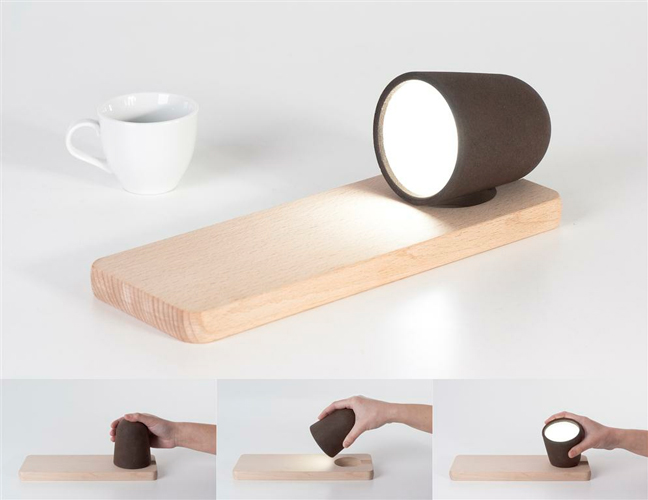 Raaul Lauri's Decafe LED Coffee Lighting Collection
