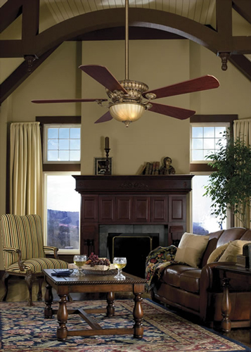 Winter Update Can Ceiling Fans Improve Heating Costs