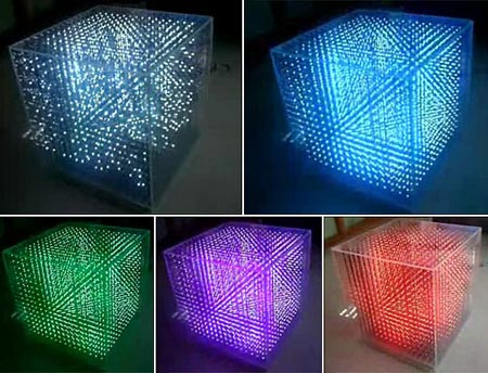 Transformers Device Comes to Life with 4,096 LED Lights