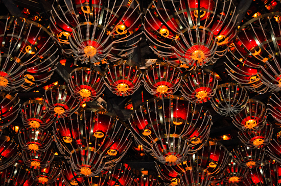 Fireworks Lamps Chandeliers Exciting