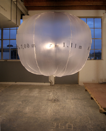 Eric Klarenbeek's Floating Light: Can A Light Float?