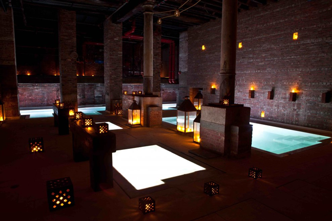 AIRE: Exposing the Ancient Baths of Manhattan