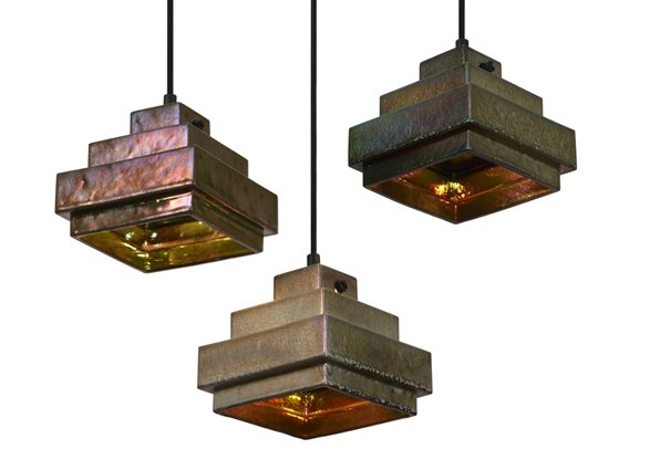 Lighting Trends: Tom Dixon's Rough & Smooth