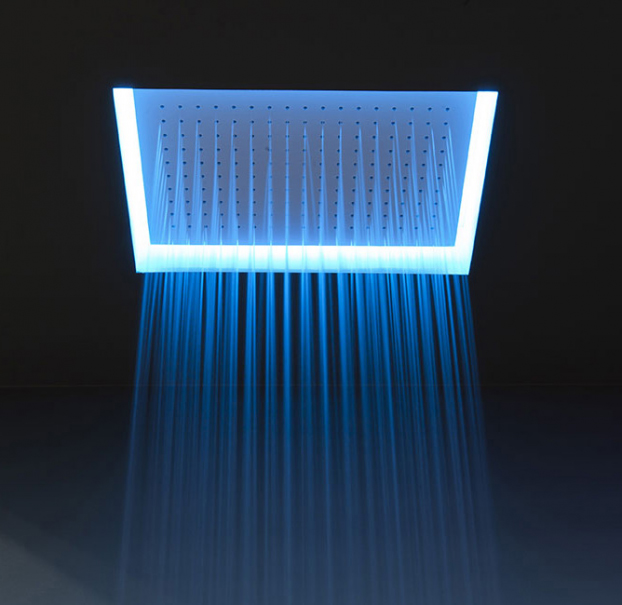 Antoniolupi 39 S Glowing Meteo LED Showerhead 2 Lightopia 39 S Blog T