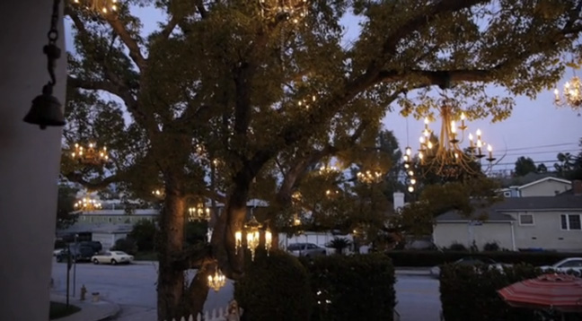 The Chandelier Tree in Silver Lake, California - 4 - Lightopia\'s ...