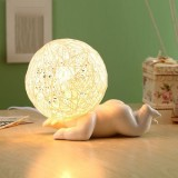 Wired & Weird Baby Doll Lamps
