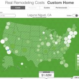 Houzz Offers Easy Way to Project Remodel Costs