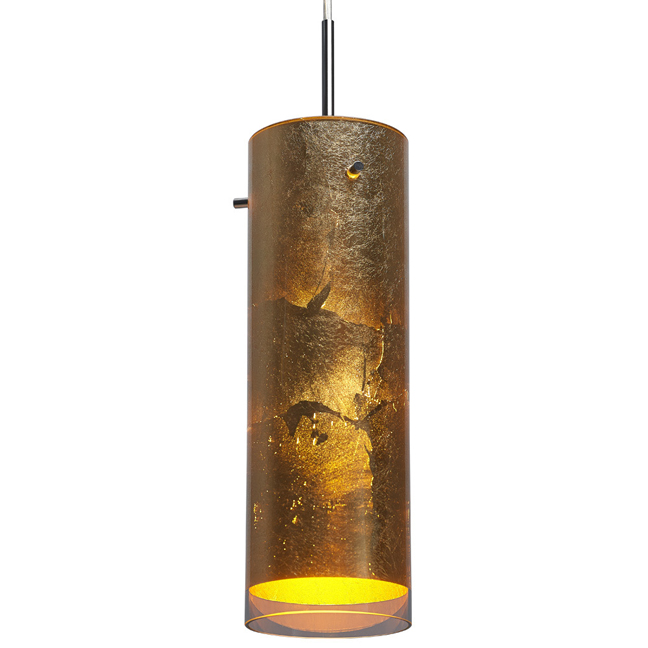 Bruck Lighting's Cyrus Pendant: Hand-Blown Artisan Glass