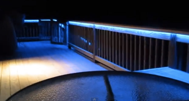 How To Install LED Deck Lighting