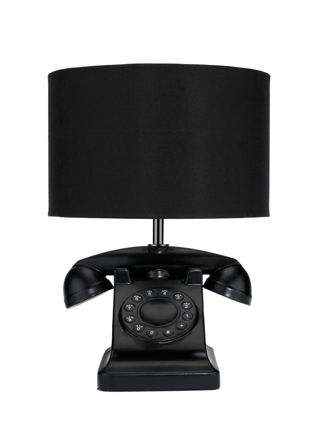 Retro PhoneRetro Phone Table Lamps