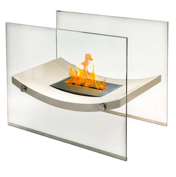 Anywhere Fireplace's Broadway Indoor Fireplace: Ventless & Clean ...