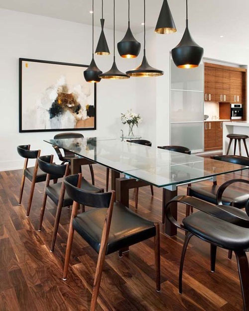 Pendant Lights: Hang Alone or Cluster?