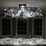 MADLAB's Living Breathing Bacterioptica Chandelier