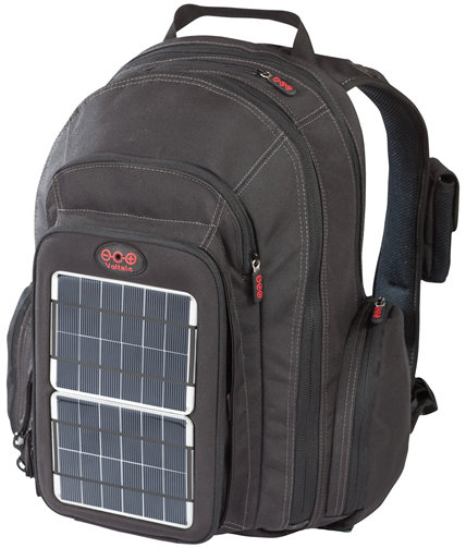 The Voltaic Solar Backpack Lets You Explore with Power