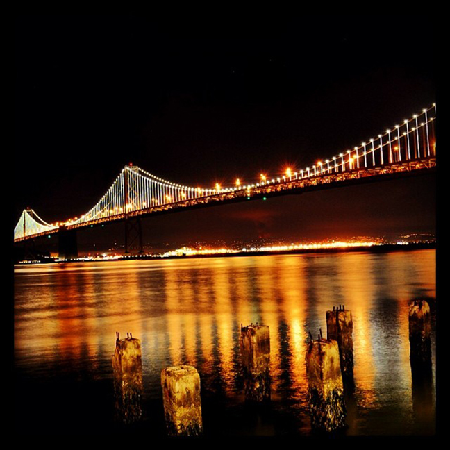 The Bay Lights – See the Dazzling Display Live