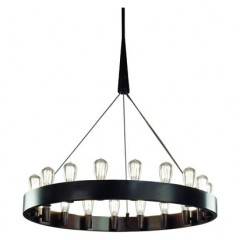 The Rico Espinet Candelaria Large Chandelier