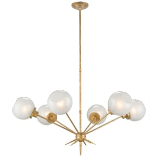 Shelly Chandelier by Currey and Company