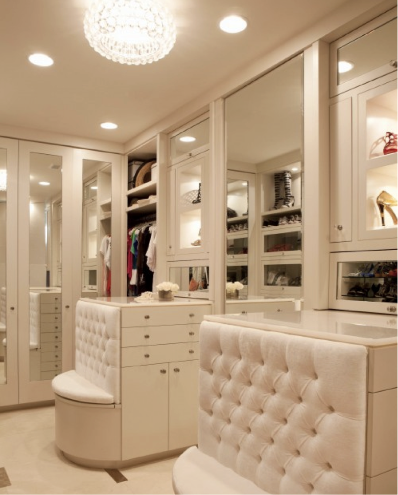 The Importance Of Lighting In Your Dressing Area