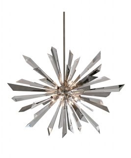Buy Inertia chandelier from Corbett Lighting